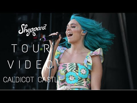 At Caldicot Castle (Tour Video)