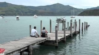 Breeze New Zealand Akaroa