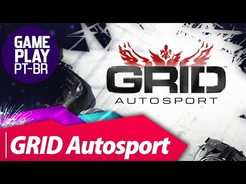 GRID Autosport Dublado - Gameplay em Macbook Pro de Grid Autosport