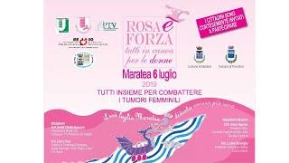 ROSA è FORZA tutti in canoa per le donne   Tutti insieme per combattere i tumori femminili