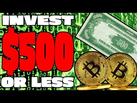 Starting in Crypto with $500? What I'd Do If I Was Beginning Investing in Cryptocurrency TODAY!