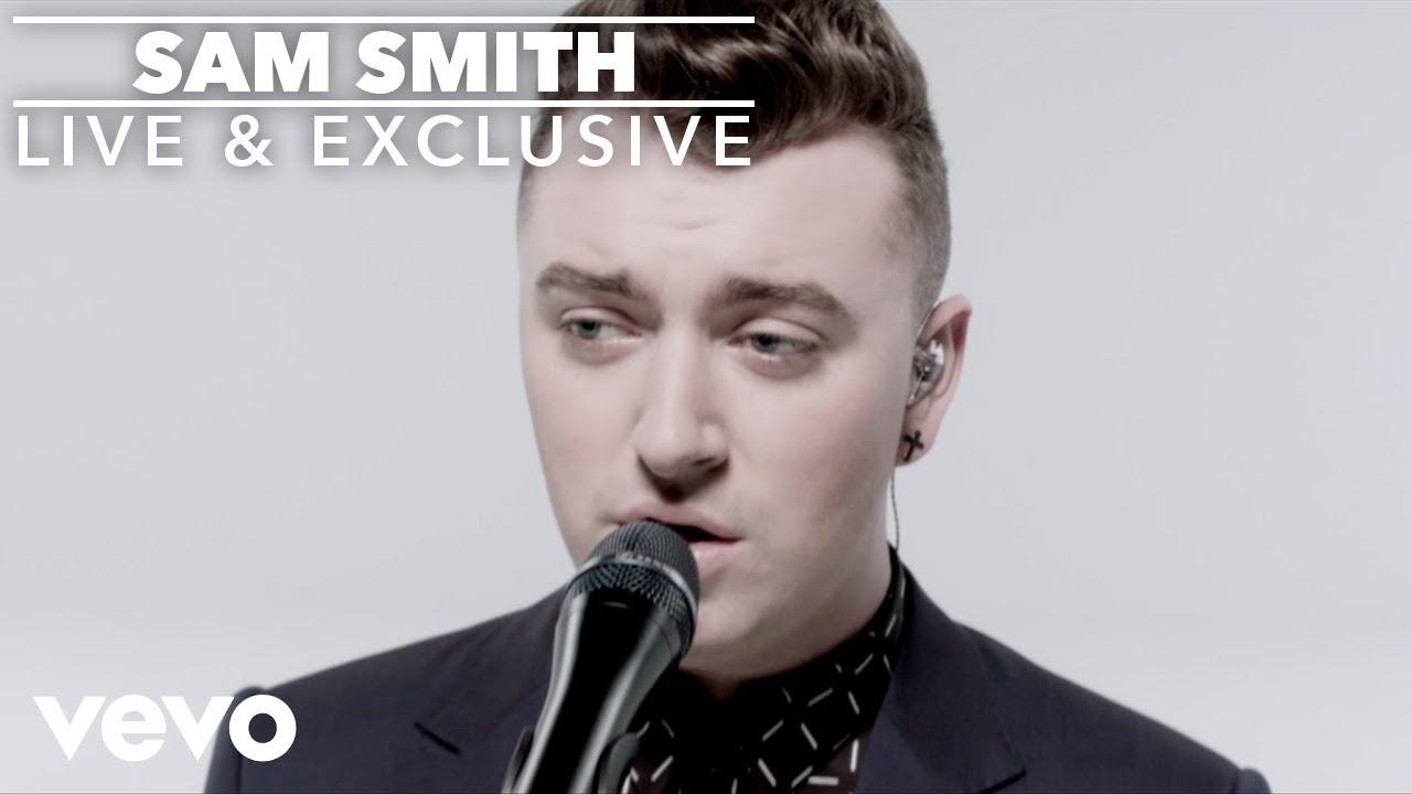 Sam Smith - Make It To Me - Stripped ft. Howard Lawrence (Live) (VEVO LIFT UK)