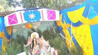 Saraswati पूजा का सबसे फाडू गाना - ले  फोटो  ले फोटो वीणावली का Khusbu  Uttam Saraswati puja song..