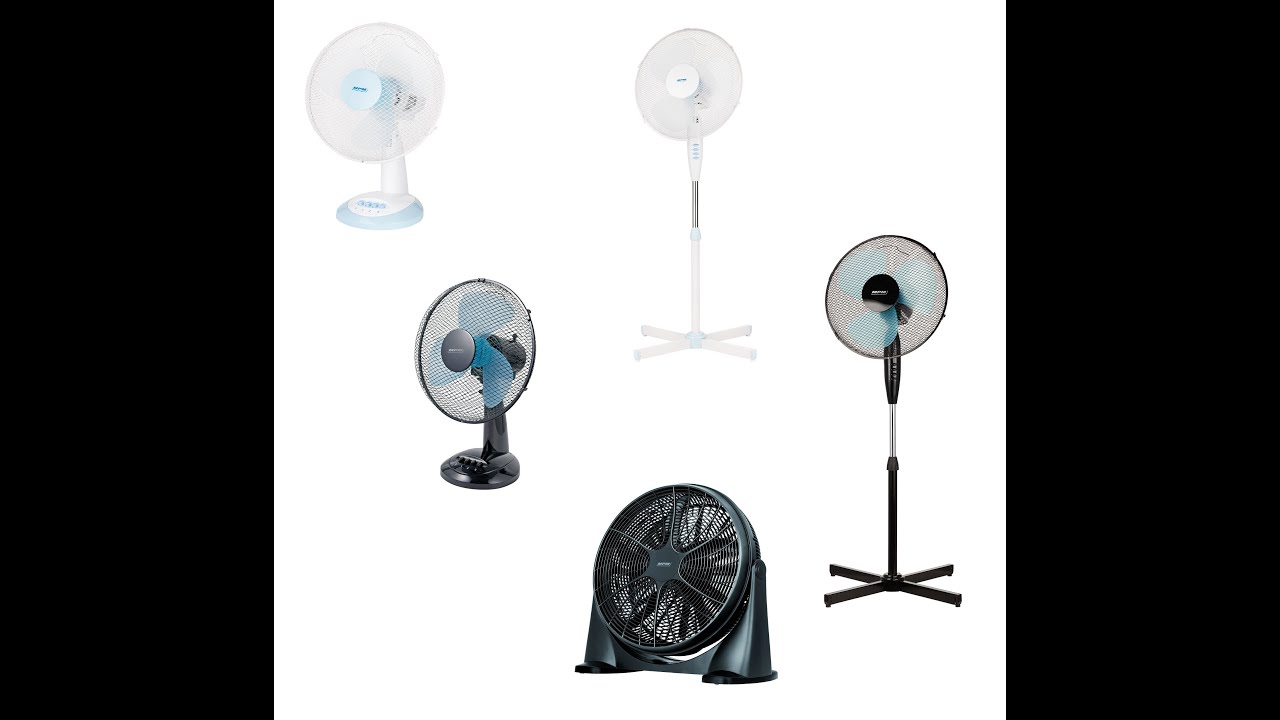 mesko ventilateur sur pied silencieux et oscillant diam tre de 40 cm 3 vitesses rallonge. Black Bedroom Furniture Sets. Home Design Ideas