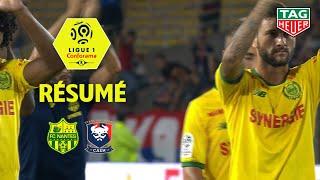 FC Nantes - SM Caen ( 1-1 ) - Résumé - (FCN - SMC) / 2018-19