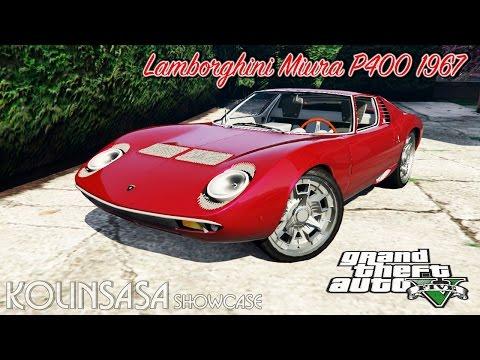 Lamborghini Miura P400 1967