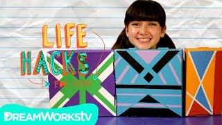 Pizza Box Hacks | LIFE HACKS FOR KIDS