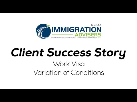 IANZ Client Success Stories |  Naomi Precious Chuzu | Post Study Work Visa