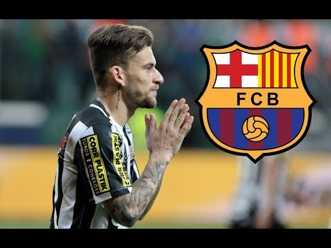 Lucas Lima - Welcome To Fc Barcelona -  Amazing Skills Show 2017