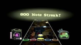 Guitar Hero 3 Custom - Galneryus - New Legend (Expert)