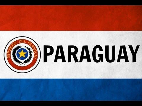 Paraguay National Anthem ♫ - YouTube