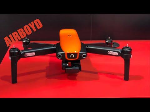 Autel EVO Drone Demonstration CES 2018