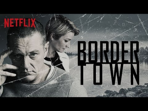 Border Town: Sorjonen Trailer Doblado Latino NETFLIX