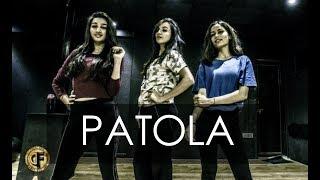Patola | Guru Randhawa | One Take | Tejas Dhoke Choreography | DanceFit Live