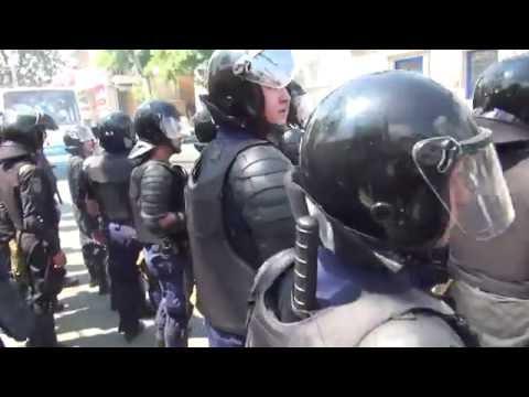 """Protest împotriva Marşului de solidaritate """"Fără Frică"""" din 22 mai 2016, Chişinău"""