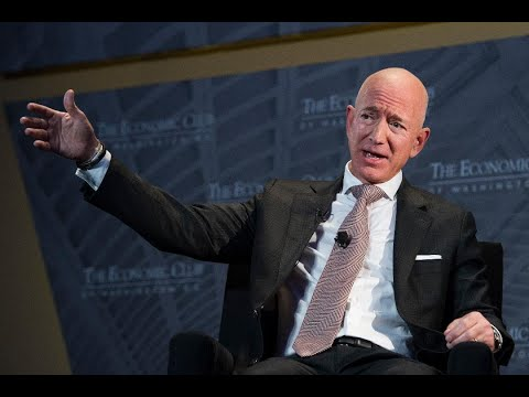 Amazon CEO Jeff Bezos accuses National Enquirer of blackmail