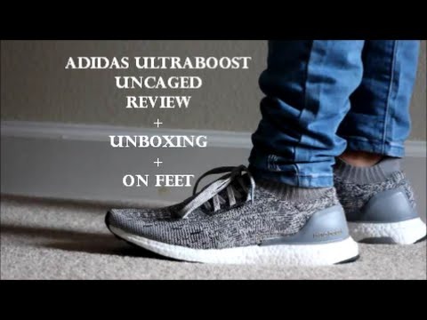 942e76a9db46d Adidas Ultra Boost Uncaged Grey On Feet wallbank-lfc.co.uk