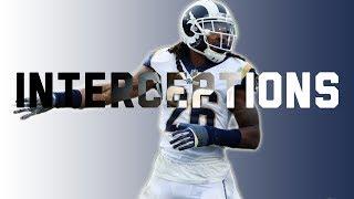 Los Angeles Rams - Every Interception of 2017