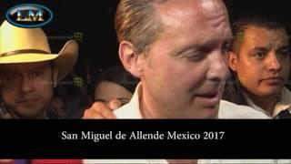 LUIS MIGUEL paparazzi san miguel de allene 2017