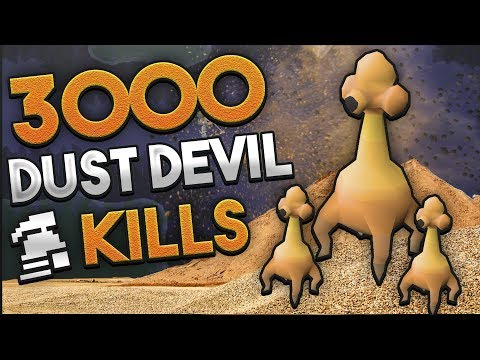 Loot From 3,000 Dust Devils