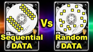 Sequential Vs Random DATA Access (Hindi) | Kshitij Kumar