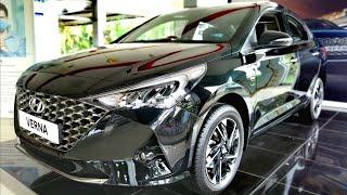 2020 Hyundai Verna SX(O) | Phantom Black | Walkaround Review - 2020 Hyundai Verna | Facelift | BS6