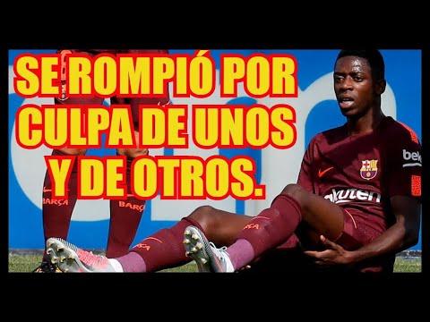 TODOS CON DEMBÉLÉ | DEULOFEU HOUR | FC BARCELONA NOTICIAS y RUMORES.