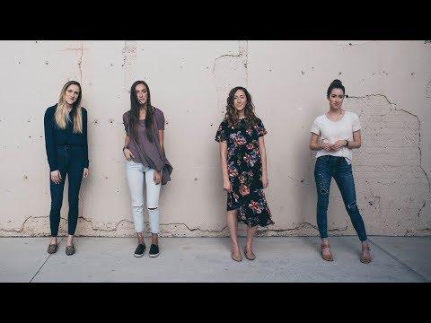Symphony- Clean Bandit ft. Zara Larsson (Acoustic Cover)- Gardiner Sisters