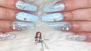 Did  they last?? | gel polish encapsulated in acrylic | infills | Acrylic Nails