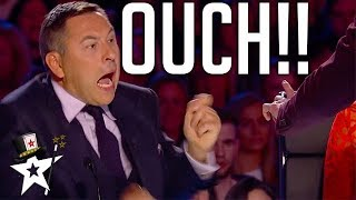 David Walliams Gets The SHOCK Of His Life on Britain's Got Talent