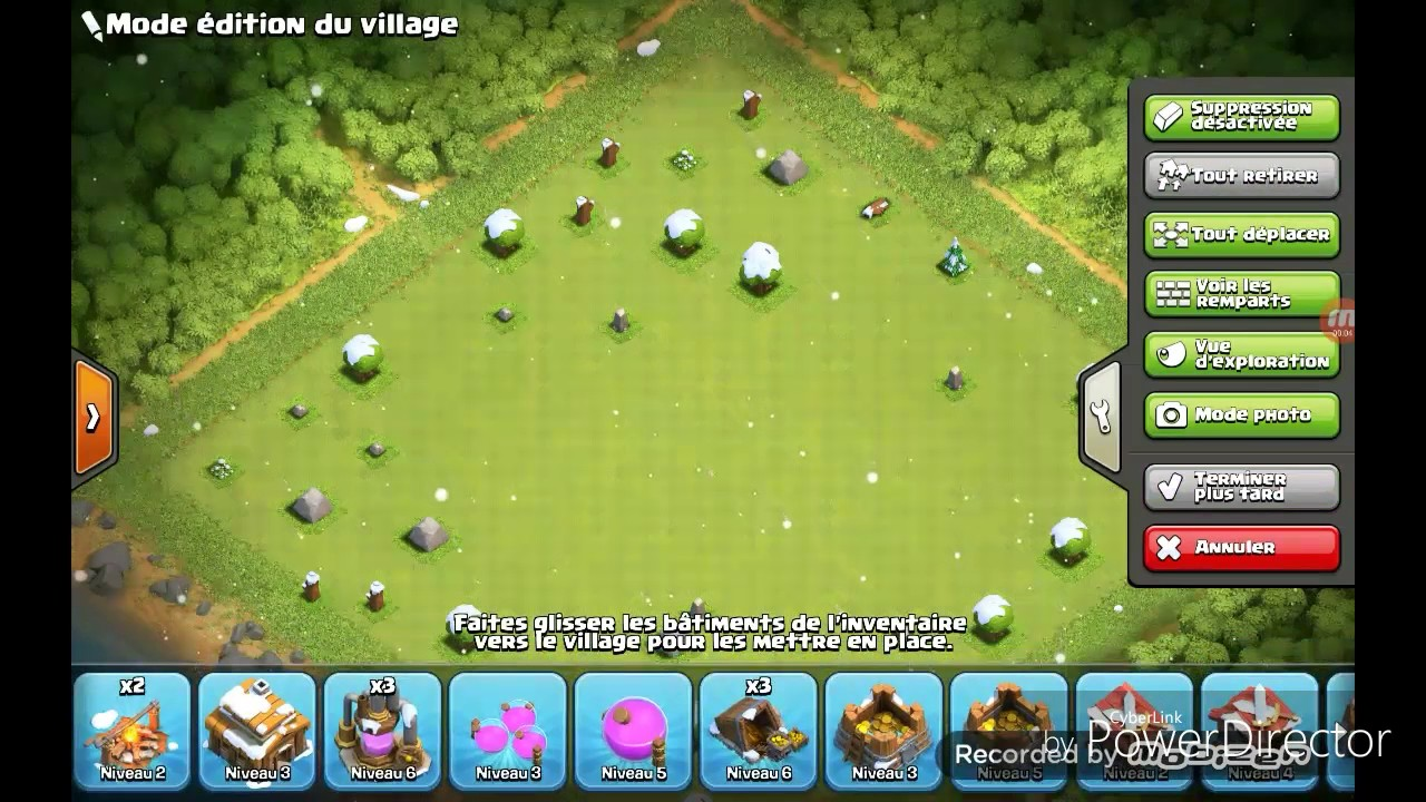 Village défensif HDV 7 Clash of Clans. Clash of clan - Tuto - Comment faire un bon village hdv 5.