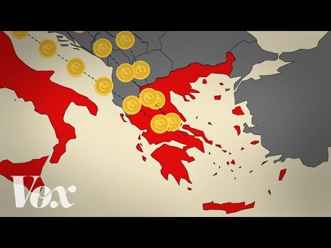 Thumbnail: How the euro caused the Greek crisis