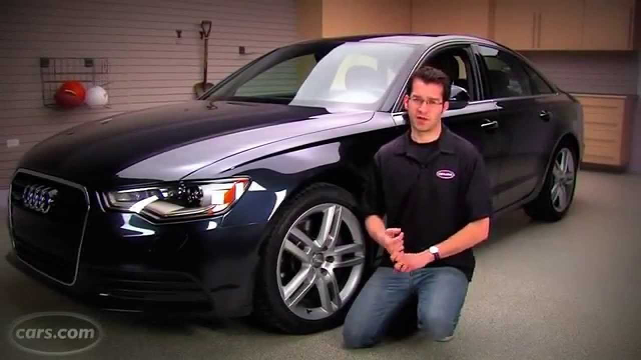 2014 audi a6 2.0t premium review - test/drive - youtube