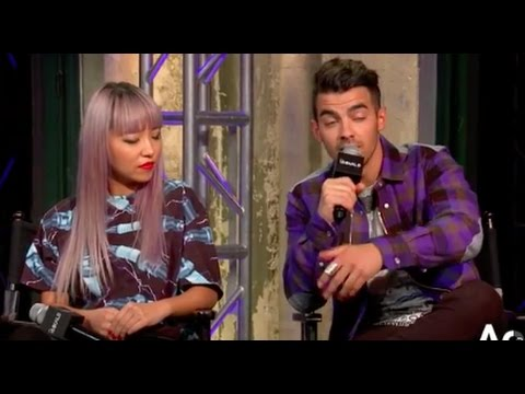 The Members Of DNCE Discuss Their Single, Body Moves, And Their History As A Group | BUILD Series