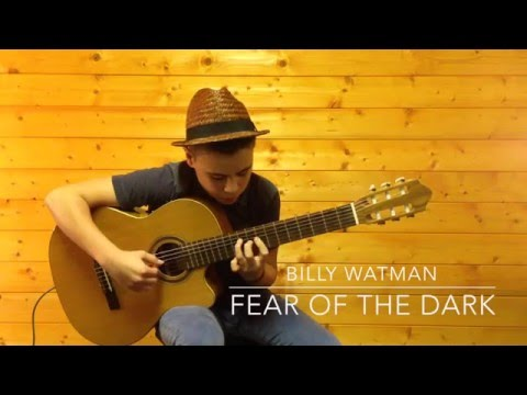 "Billy Watman - ""Fear Of The Dark"" Iron Maiden Acoustic - Classical Flamenco Guitar"