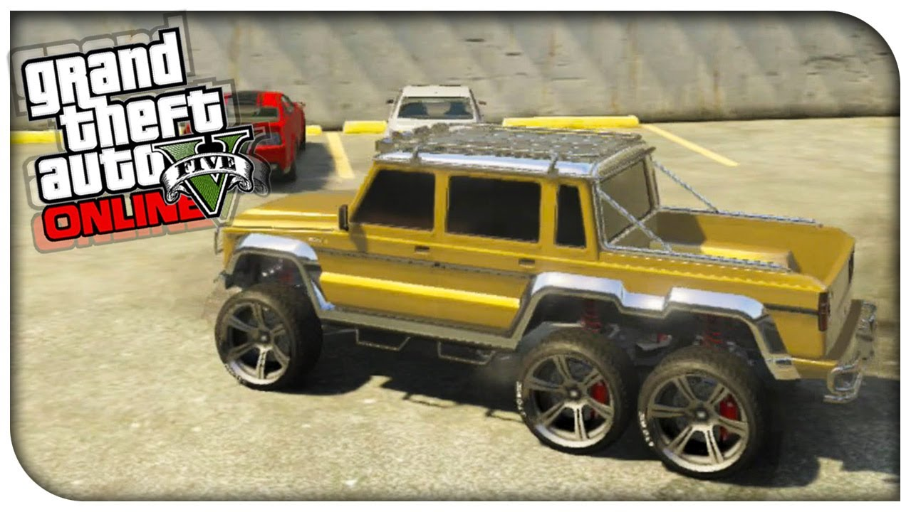 Gta 5 online 3 awesome looks for dubsta 6x6 military outdoor high end gta v touch up youtube