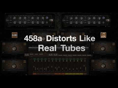 Omega Transformer 458A - The Sound of Tubes & Iron by Kush