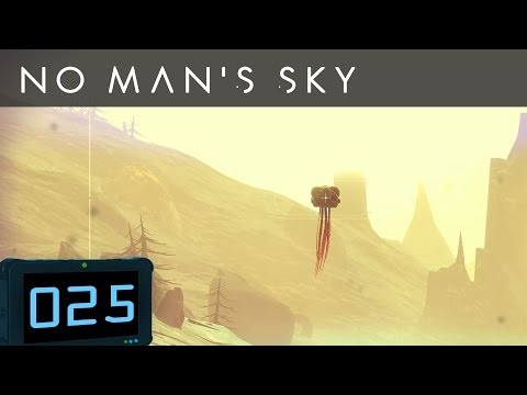 No Man's Sky [025] [Der gefrorene Planet] [NMS] [Let's Play Gameplay Deutsch German]