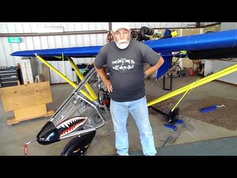 Briggs Vanguard Ultralight Engine ground run | FunnyCat TV