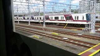 せんぼくトレインフェスタ2018 洗浄線体験列車に乗車