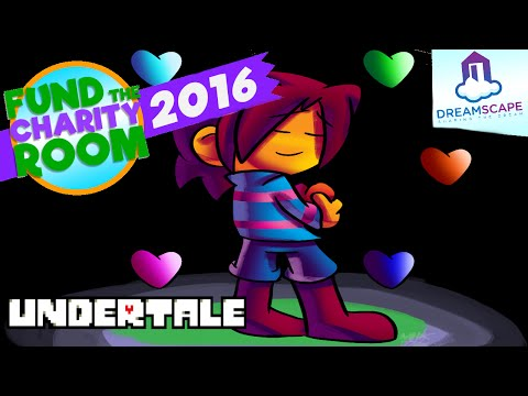 Undertale - Fund The Charity Room