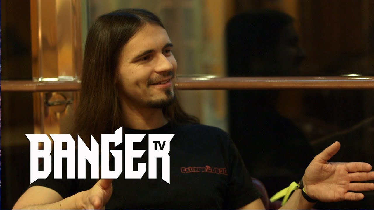OBSCURA's Steffen Kummerer interview at 70,000 Tons of Metal episode thumbnail