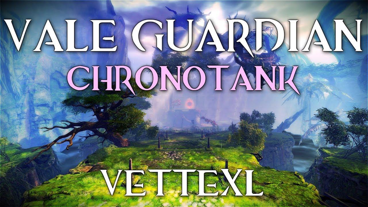Guild Wars 2 Raid - VG - Chronotank