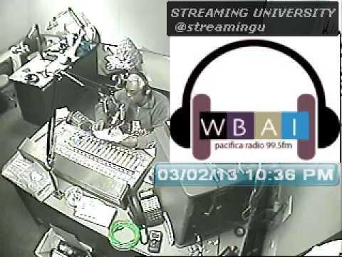 WBAI FM LIVE IN HARLEM