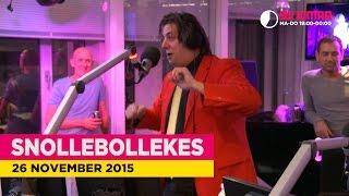 Snollebollekes doet Vrouwkes live! | Bij Igmar