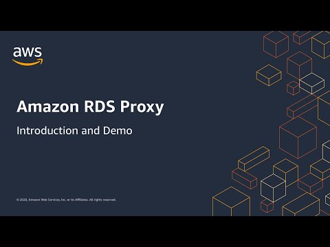 Introduction to RDS Proxy