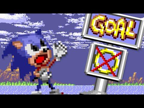 Sonic the Hedgehog CD: Minimum Rings Challenge