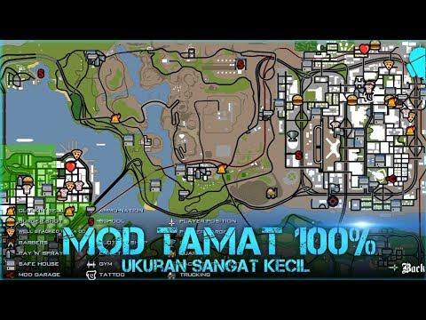 MOD TAMAT 100% GTA SA ANDROID | Save Game 100% Gta Sa Android - Mod Gta Sa Android