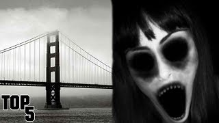 Top 5 Most Haunted Places In California - Scary