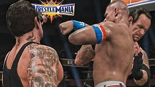 WWE 2K17 Royal Rumble 2017 - Undertaker Wins 30 Man Royal Rumble Match!